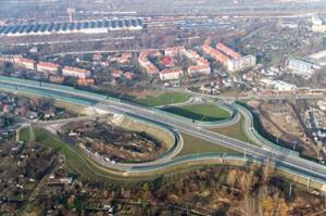 Budowa Drogowej Trasy Średnicowej w Gliwicach zakończona