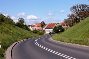 Droga DW544 Działdowo – Iłowo-Osada gotowa