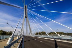 Wyróżnienie dla mostu na Wisłoku w Rzeszowie