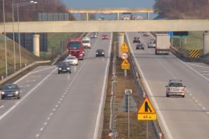 Ponad 1,55 mld zł wpływów z viaTOLL w 2015 r. Najwięcej z autostrady A4