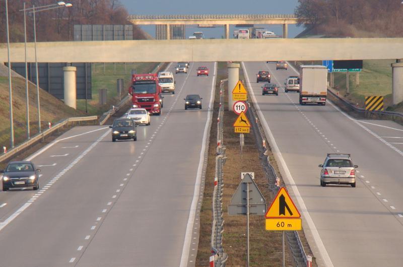 Autostrada A4 Legnica - Wrocław