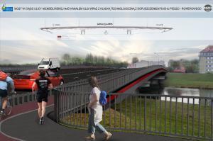 Opole: 15 ofert na budowę mostu w ciągu ul. Niemodlińskiej (DW435)