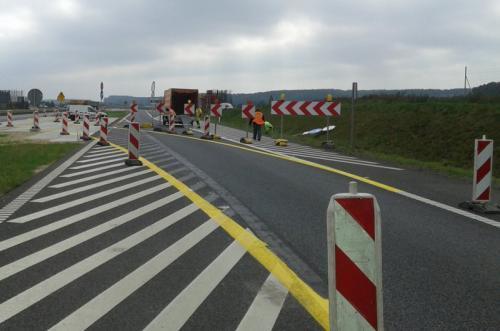 Uwaga! Utrudnienia na mazowieckich odcinkach autostrady A2 i DK50