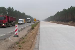 Lubuskie: Co z przebudową autostrady A18?