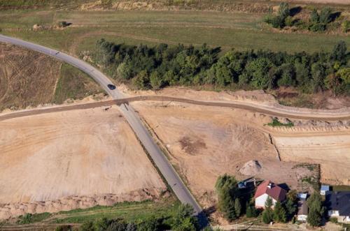 Budowa S19: Zachodnia obwodnica Lublina z dofinasowaniem z UE