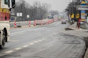 DK92: Uwaga na zmiany w ruchu na ulicy Bałtyckiej w Poznaniu