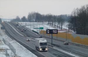 83 km drogi ekspresowej S8 Wyszków-Białystok w budowie