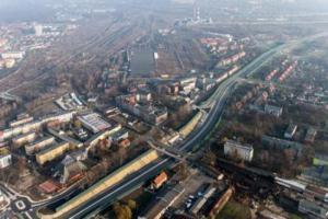 Gliwice: Otwarcie Drogowej Trasy Średnicowej już w marcu!