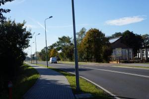 Startuje przebudowa DW109 Trzebusz – Trzebiatów