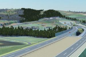 Budowa S7: Włosi wybudują odcinek Zakopianki z tunelem