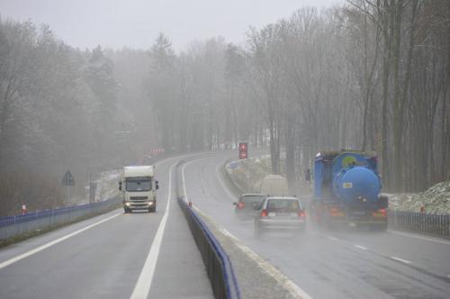 Nowa pula pieniędzy na poprawę bezpieczeństwa na drogach krajowych