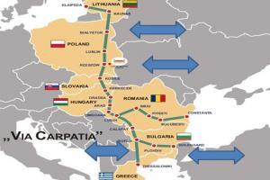 Via Carpatia połączy północ z południem Europy. W Polsce musi powstać S19, S61 i DK8