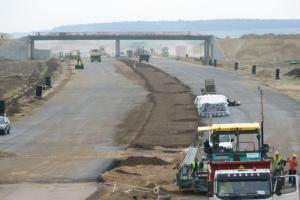 Jest umowa na 17 km autostrady A1 Węzeł Zawodzie – Węzeł Woźniki
