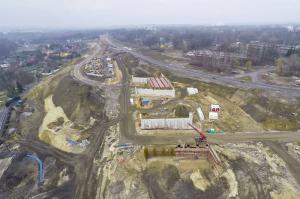 Wschodnia obwodnica Krakowa: Rusza przebudowa węzła S7