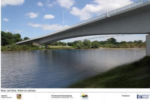 Wrocław: Pozytywna decyzja dla budowy mostu w ciągu Alei Wielkiej Wyspy