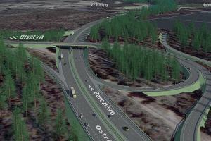 Umowa na budowę S51 - ekspresowego odcinka obwodnicy Olsztyna podpisana