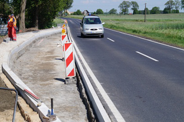 Świętokrzyskie: W tym roku remont 14 km DK77 Lipnik - Milczany