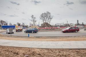 Warszawa: Zmiany na skrzyżowaniu Chełmżyńskiej i Strażackiej