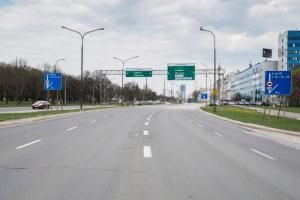 Warszawa: W ten weekend frezują na ulicy Wolskiej