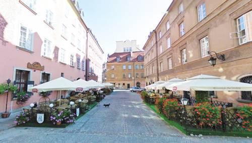 Hotel w Warszawie
