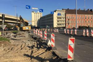 Gdańsk: Nowa organizacja ruchu w obrębie alei Armii Krajowej i ul. Okopowej