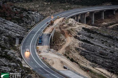 Mapa samochodowa Chorwacji – autostrady, opłaty…