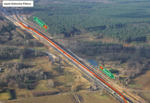 Budowa S6: Na majówkę bez wahadła na obwodnicy Goleniowa