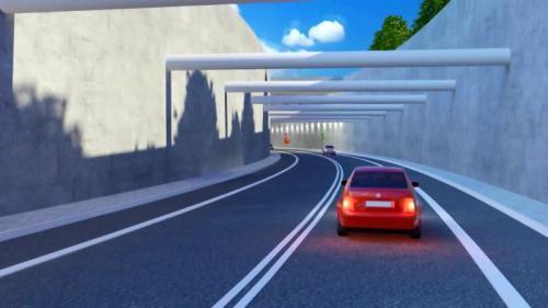 Tunel drogowy w Świnoujściu - wizualizacje
