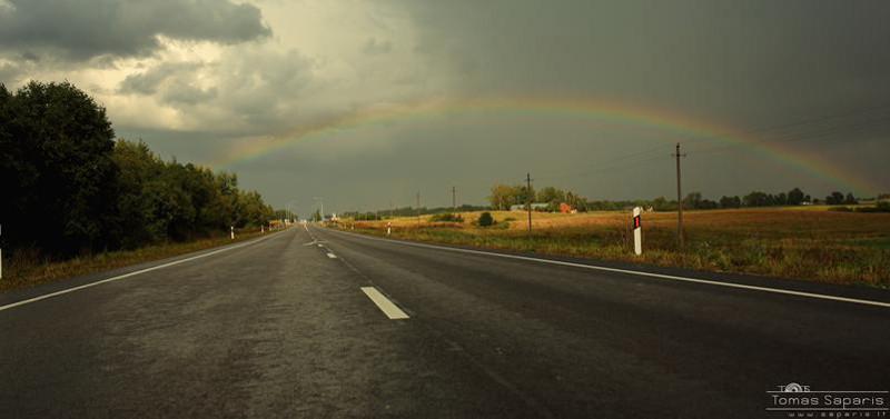 Drogi na Litwie, autostrady