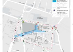 Wrocław: Od 25 czerwca nie pojedziesz skrzyżowaniem Borowska-Dyrekcyjna