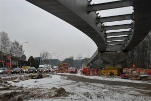 Warszawa: Powstaje projekt estakady w ciągu Żołnierskiej i Marsa