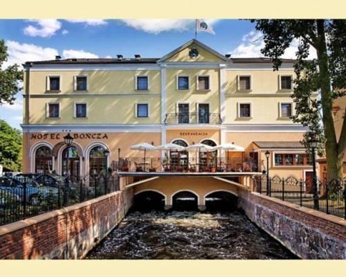Hotel w Szczecinie