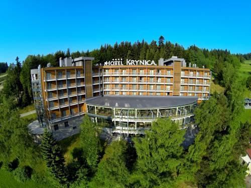 Hotel w Krynicy-Zdrój