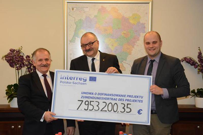 Dolnoślaskie: Będą inwestycje drogowe z programu Interreg Polska - Saksonia
