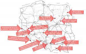 Będą kolejne inwestycje drogowe za 540 mln zł
