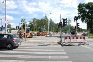 Przebudowy, zamknięcia i utrudnienia w Warszawie