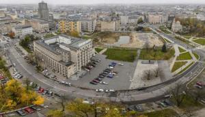Wyprostują ulicę Traugutta w Łodzi