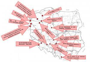 Ponad 63 mln zł na kolejne rozbudowy dróg krajowych