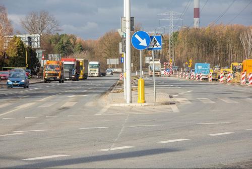 Warszawa: Inaczej jeździmy na ul. Marsa (DW637) i ul. Żołnierskiej (DW631)