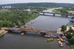 Most Cłowy w Szczecinie w ostatnim etapie prac