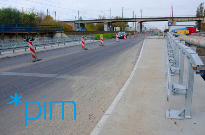 Poznań: Koniec remontu mostu na rzece Cybina