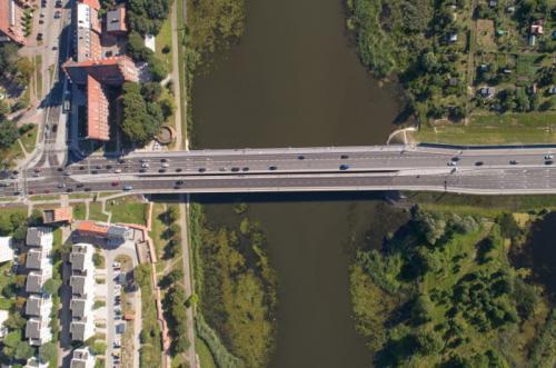 Nowy most przez Nogat w Malborku oficjalnie otwarty