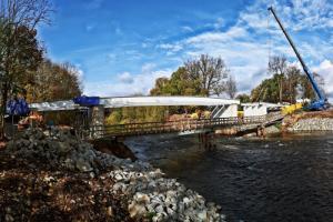 Dolnośląskie: Pod koniec roku nowy most na Nysie Kłodzkiej
