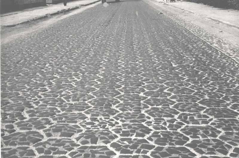 Trylinka - nawierzchnia betonowa dróg