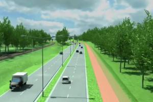 DW527: Mieszkańcy Olsztyna chcą budowy ulicy Nowobałtyckiej