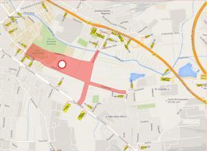 Gliwice: Uwaga! Zmiana organizacji ruchu rejonie Hali Gliwice