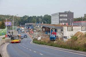 400 mln zł na inwestycje drogowe w Warszawie