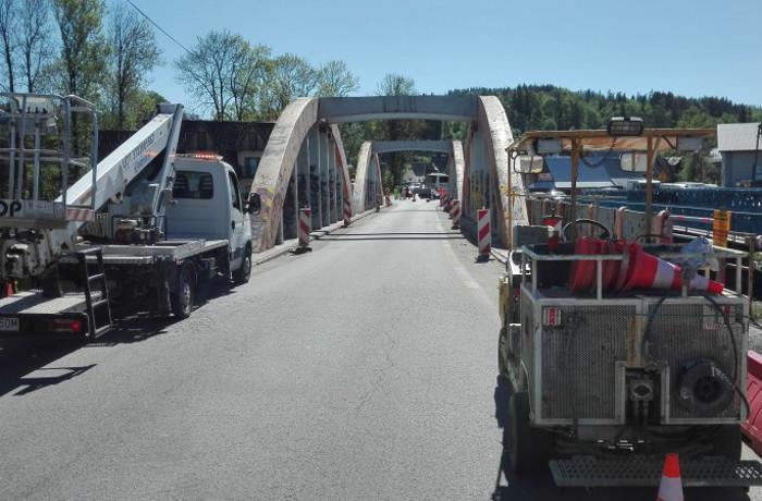 Most w Białym Dunajcu zastąpi nowy