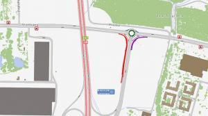 Wrocław: Rondo na Granicznej będzie przebudowane