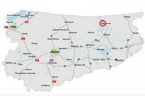 Rondo zamiast niebezpiecznego skrzyżowania DK63  z DW650 w Węgorzewie